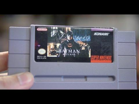 Batman Returns (SNES) James & Doug