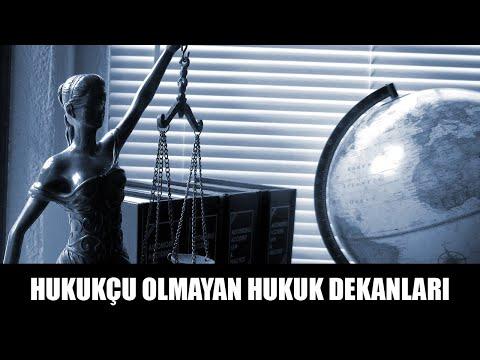 Nüans: Hukukçu Olmayan Hukuk Dekanları | 2. Bölüm