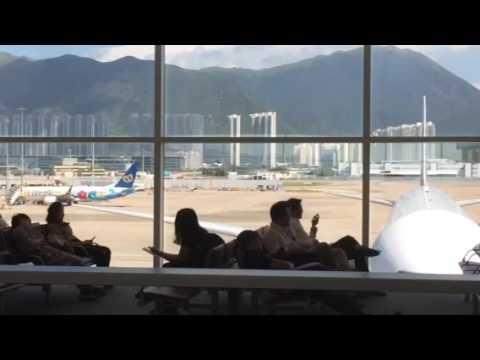 Hong kong air port