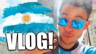 Video de MI PRIMERA VEZ EN ARGENTINA - TheGrefg