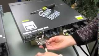 how to setup and stacking cisco 3750x switches