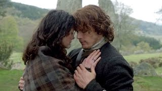 Outlander - Claire & Jamie - I will stay / Останусь