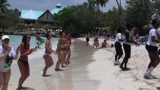 Vacation at Dreams La-Romana, Dominican Republic(I spent vacation on May, 2014 at Dreams La-Romana, Dominican Republic.It was great time, beautiful beach, excellent food & entertainment., 2015-03-13T02:06:00.000Z)