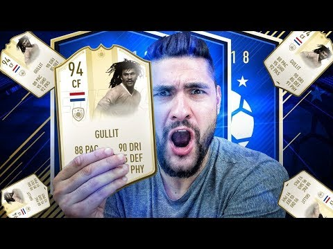 OPTIMUS PRIME 94 GULLIT ESTE INCREDIBIL - FIFA 19 DRAFT SPRE GLORIE #65