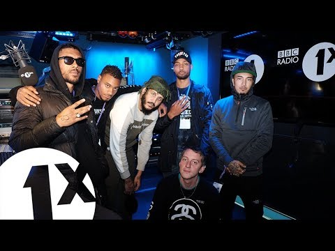 DB Sound System drop a freestyle for Toddla T
