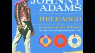 Johnny Adams - After All The Good Is Gone