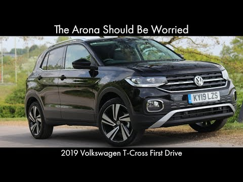 The Arona Should Be Worried: 2019 Volkswagen T-Cross First Drive