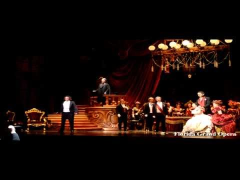 Alfredo, Alfredo - La traviata - Florida Grand Opera