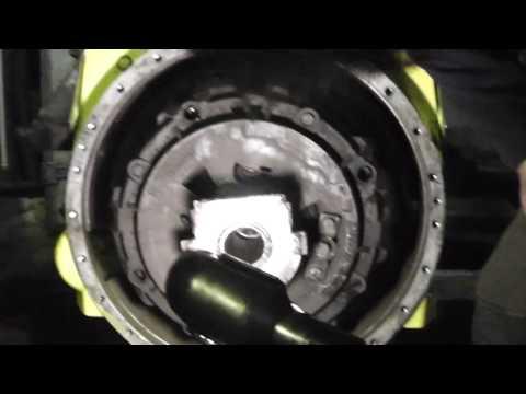 #23. Капитальный ремонт двигателя Caterpillar C15. Сборка.