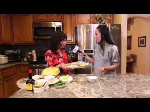 LIFE+STYLE với Thuỳ Dương: MC Thùy Dương chia sẻ bí quyết nấu ăn và làm đẹp