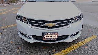 2016 Chevrolet Impala Test Drive