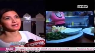 Steak Hotel by Holycow di Topik ANTV | Wynda Mardio