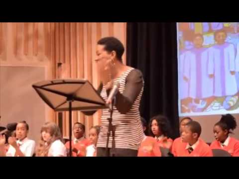 One Education Black History Month Music 2014