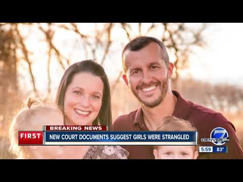 Chris Watts' attorneys request for DNA samples suggest daughters were strangled