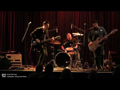 Jesse Dayton - Lonesome, On'ry And Mean - at the Jumpin' Hot Club