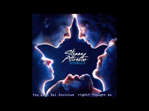 Music Geeker: Once More With Feeling - Strange Attractor Review