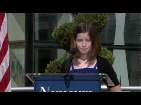 Nemours Children's Hospital Dedication Ceremony