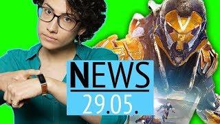 Anthem: Wo bleibt eigentlich der neue Content? - News