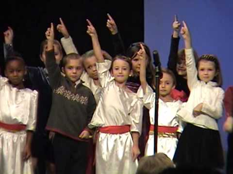 2007 Eagles Nest Christian Academy Christmas Program
