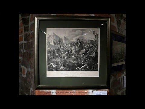 Jan III Sobieski / OBRAZ /  Atak Na Na Obóz Turecki Pod Wiedniem 12 .09/1683