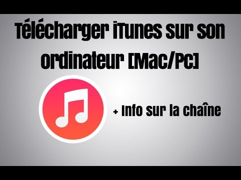 comment t l charger et installer itunes sur votre pc doovi. Black Bedroom Furniture Sets. Home Design Ideas