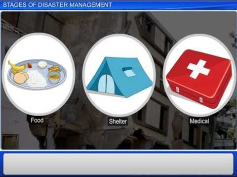 10 Stages of Disaster Management