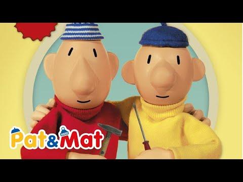 Pat A Mat Ve Filmu | Pat And Mat In A Movie | Pat & Mat Vo Filme | Celý Film
