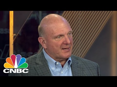 Steve Ballmer: US Data Shows