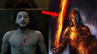Jon snow is rhaegar's prophecy & not azor ahai! theory explained
