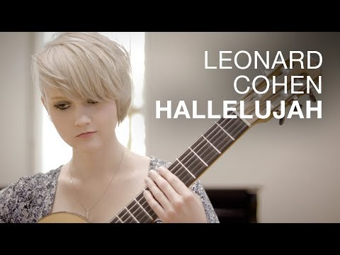Hallelujah by L. Cohen, performed by Stephanie Jones & Jakob Schmidt