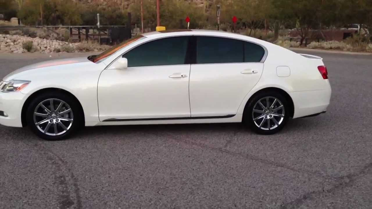 2006 Lexus Gs300 Wheel Kinetics