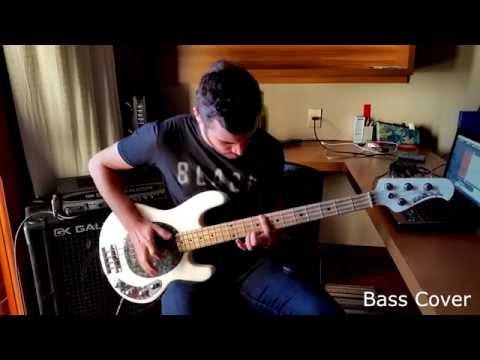 Rhcp - Goodbye Angels [Bass cover]Alexandre Ribeiro