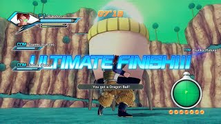 Dragon Ball Xenoverse: Parallel Quest 8 Ultimate Finish (Namekian Dragon Balls)