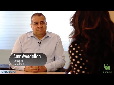 Big Talk with Cloudera's Co-Founder & CTO - Amr Awadallah