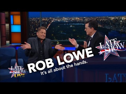 Rob Lowe Needs To Work On His Trump Impression