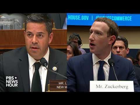 Zuckerberg on trust, data sharing of non- Facebook users