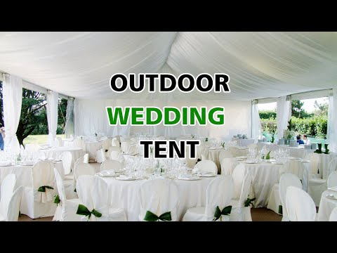Luxury Wedding Tent Video