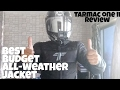 Best Budget all weather premium Riding jacket in India + unboxing of Tarmac one II riding jacket