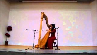 Aguinaldo Jibaro, Lizary Rodriguez, harp