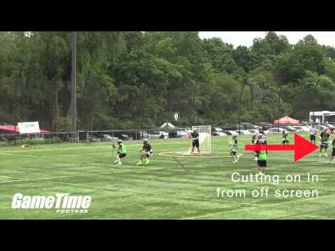 "Joseph ""JoJo"" Biddle Lacrosse Highlights Summer 2014"