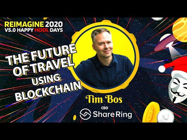 Tim Bos - ShareRing - Travel 4.0