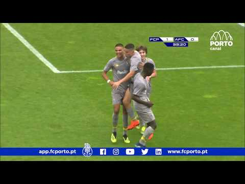 Formação: Sub-17 - FC Porto-Anadia, 4-0 (CNJB, 1.ª fase, 9.ª jor, 03/11/18)