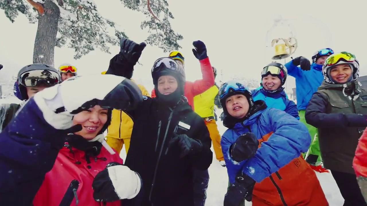2018美國職業滑雪指導員認證課程