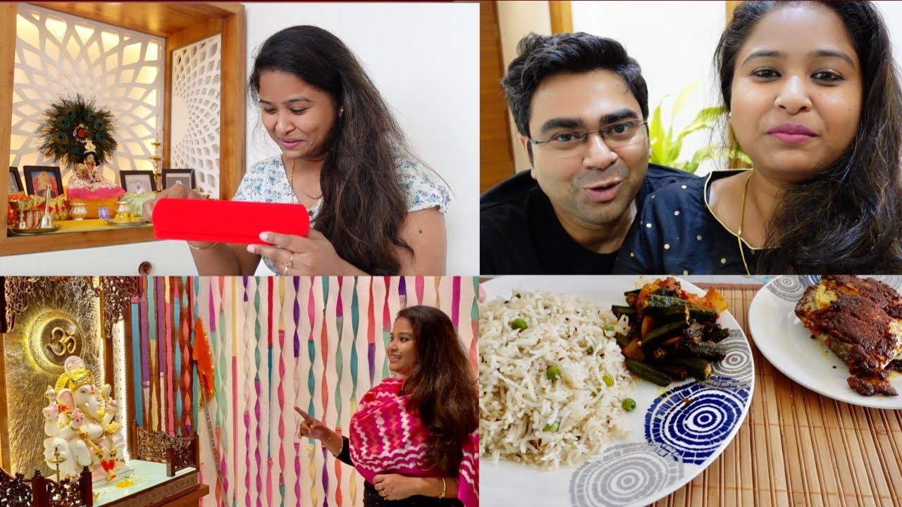 Surprise Anniversary Gift from Sourav