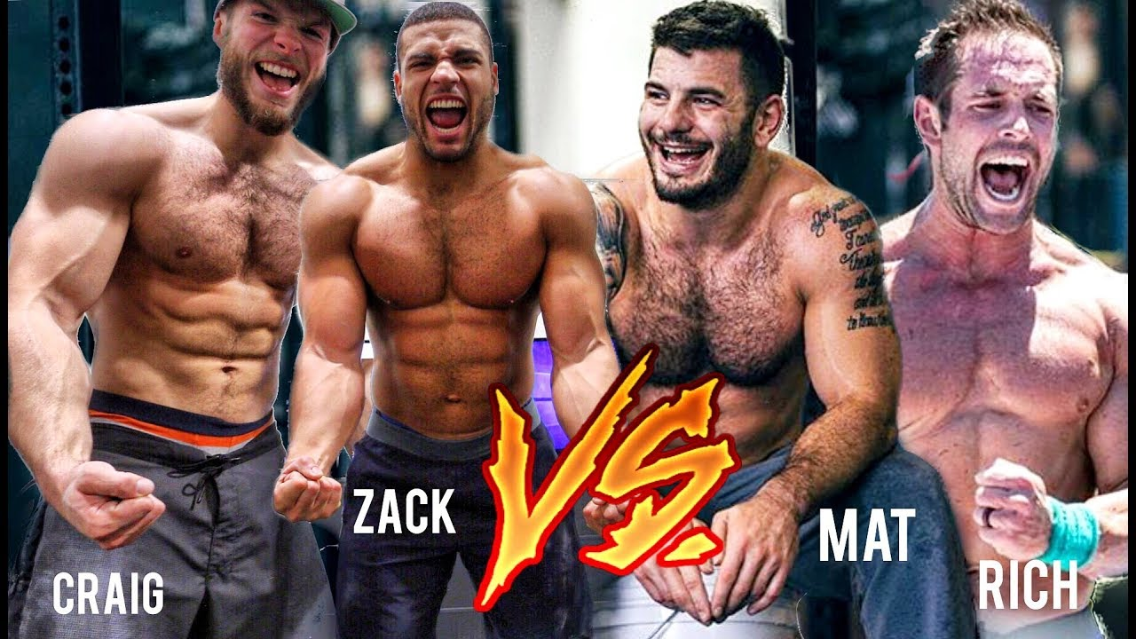 froning and fraser vs the world our attempt youtube