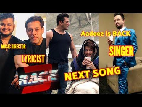 RACE 3 | NEXT SONG ATIF ASLAM KI AWAAZ | SALMAN KHAN KE BOL | VISHAL MISHRA KA SANGEET