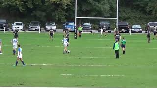Army Rugby vs Notre Dame College 10.19.18