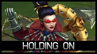 """Holding On"" Diamond Vayne - Lol Edit by Senpai Bazy"