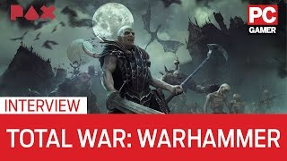 Total War: Warhammer interview - a mash-up ten years in the making