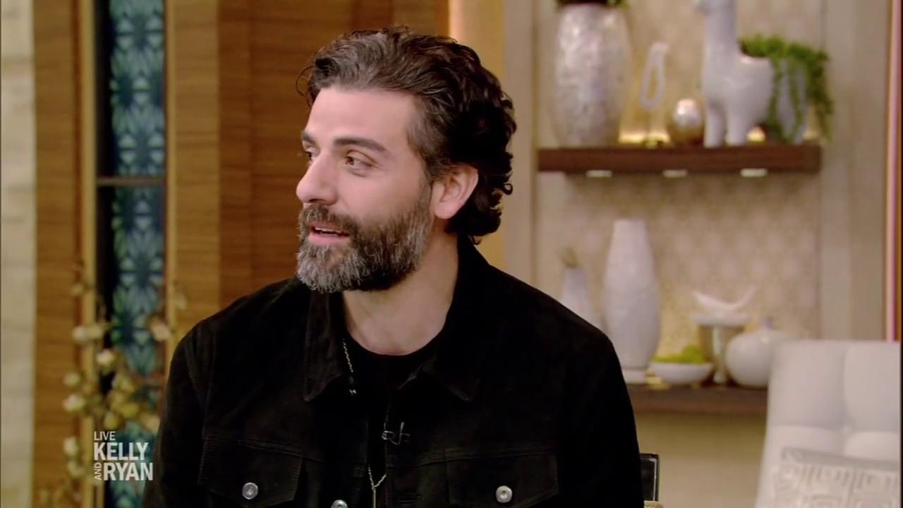 Oscar Isaac on Turning 40